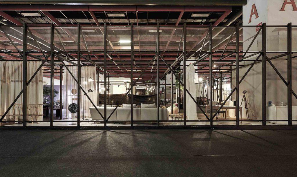 2016台灣室內設計週展場一隅。