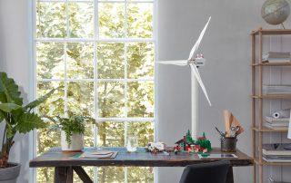 樂高風力發電機