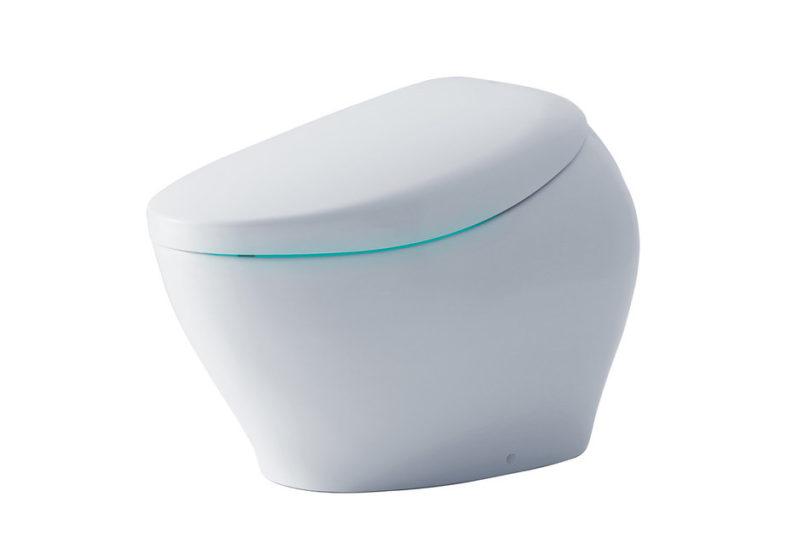 Toto衛浴智慧科技馬桶