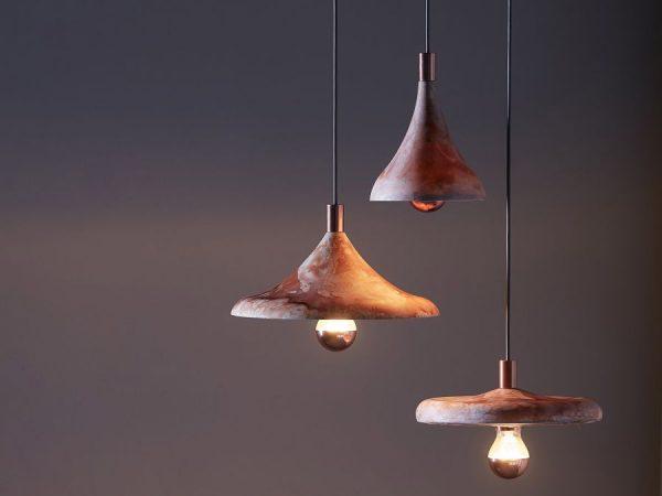 永續設計,環保,咖啡渣,回收,設計, Zhekai Zhang,瓷器,燈具設計,家飾,大理石