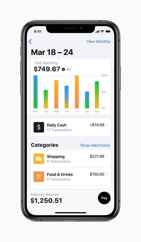 蘋果,Apple Card,設計,簡約,科技,信用卡