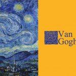 看到大師畫作就技癢?巴西藝術家為梵谷、莫內、畢卡索做品牌視覺設計!