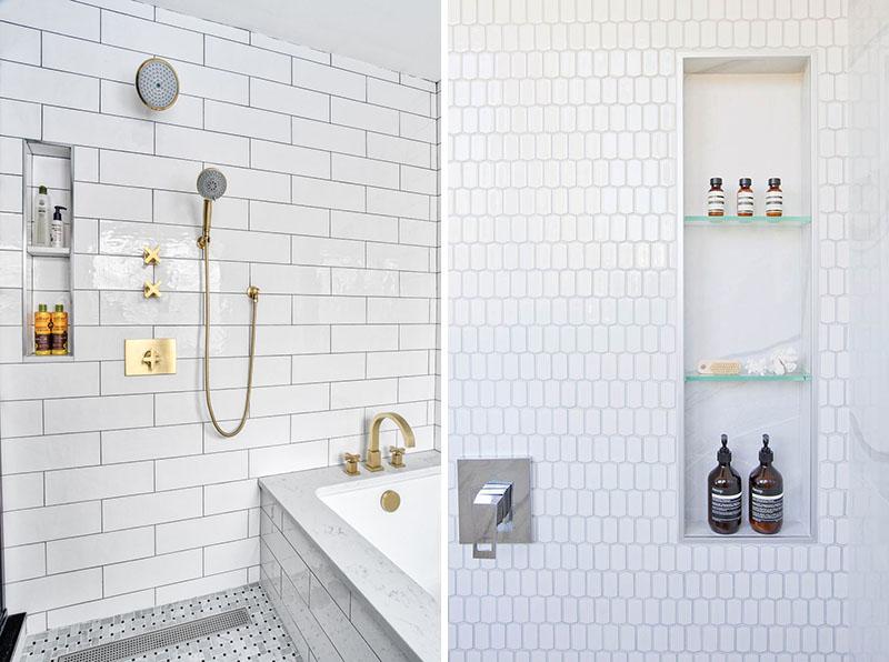裝潢,裝修,居家,SPA,療癒,時尚,浴室,淋浴間,壁龕,Shower Niche,方法,室內,瘋設計