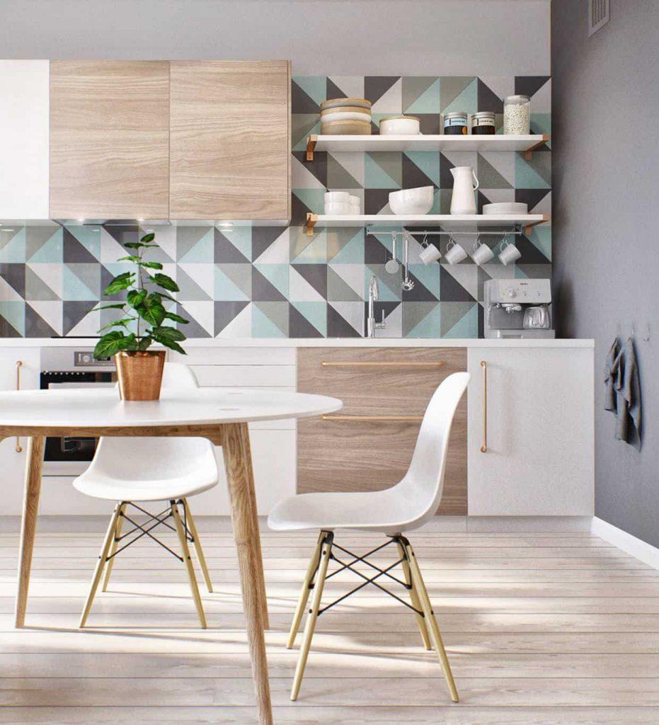 改造,裝潢,公寓,廚房,配飾,裝飾,藝術品,風格,設計,瘋設計