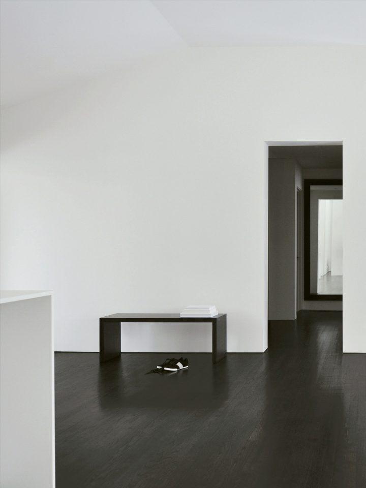 黑白,美學,優雅,質感,時尚,無垢美學,極簡,室內設計,白牆,Michelle Wentworth,經典,瘋設計
