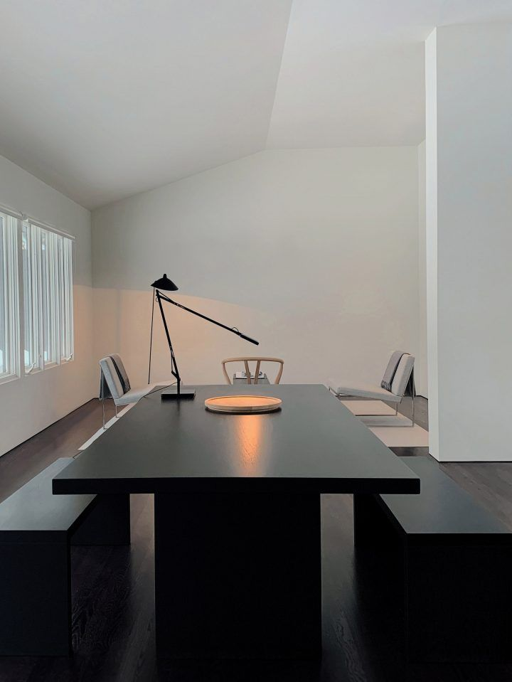 機能,黑白,美學,優雅,質感,時尚,無垢美學,極簡,室內設計,白牆,Michelle Wentworth,經典,瘋設計