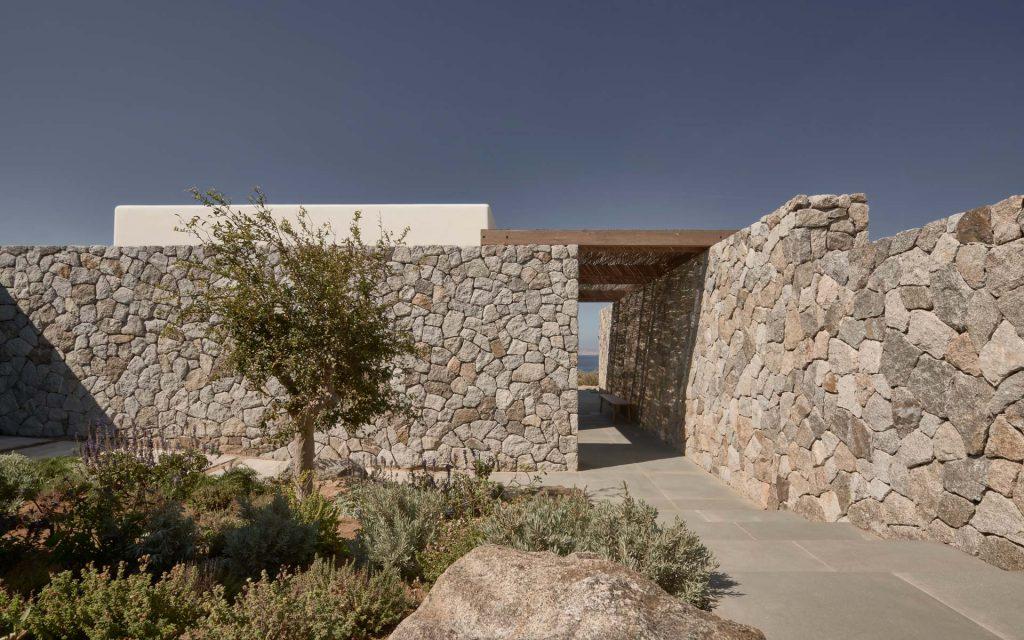 希臘雅典,K-STUDIO,建築事務所,曼德拉別墅,米克諾斯島,Mykonos,涵構主義,克拉澤斯群島,The Cyclades,後疫情時代