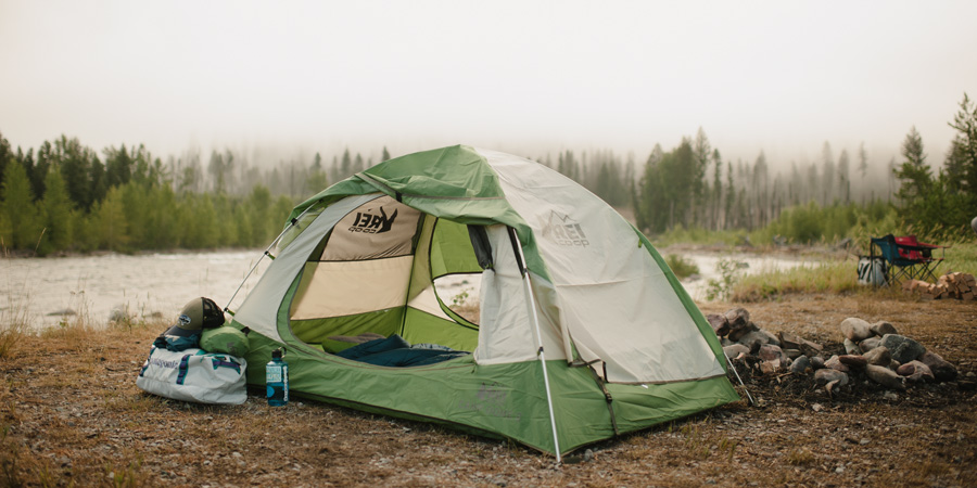 Camping for Beginners