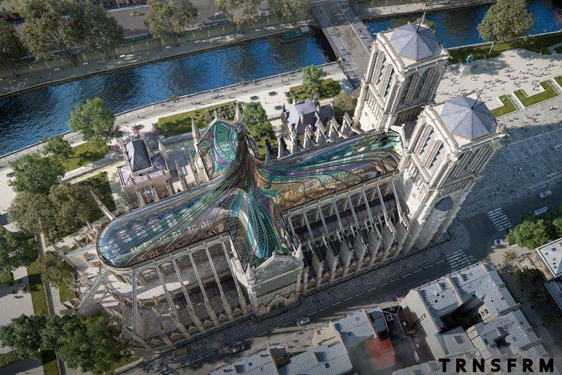 巴黎聖母院重建