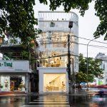 越南三代同堂的小面積住宅