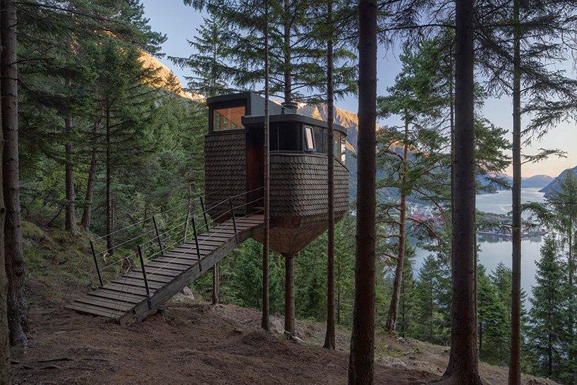 林間小木屋