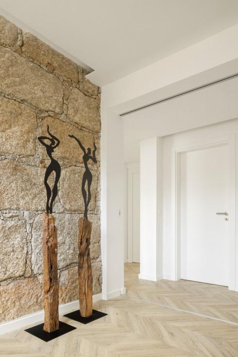 石牆 室內設計