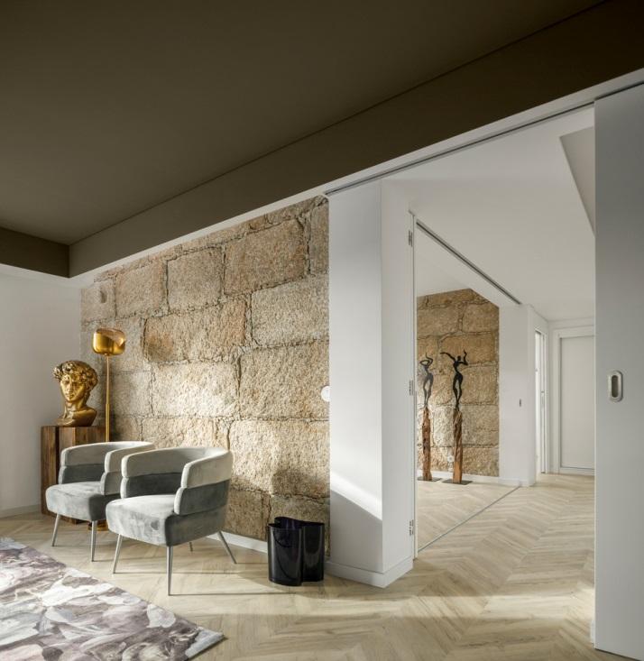 石牆室內設計