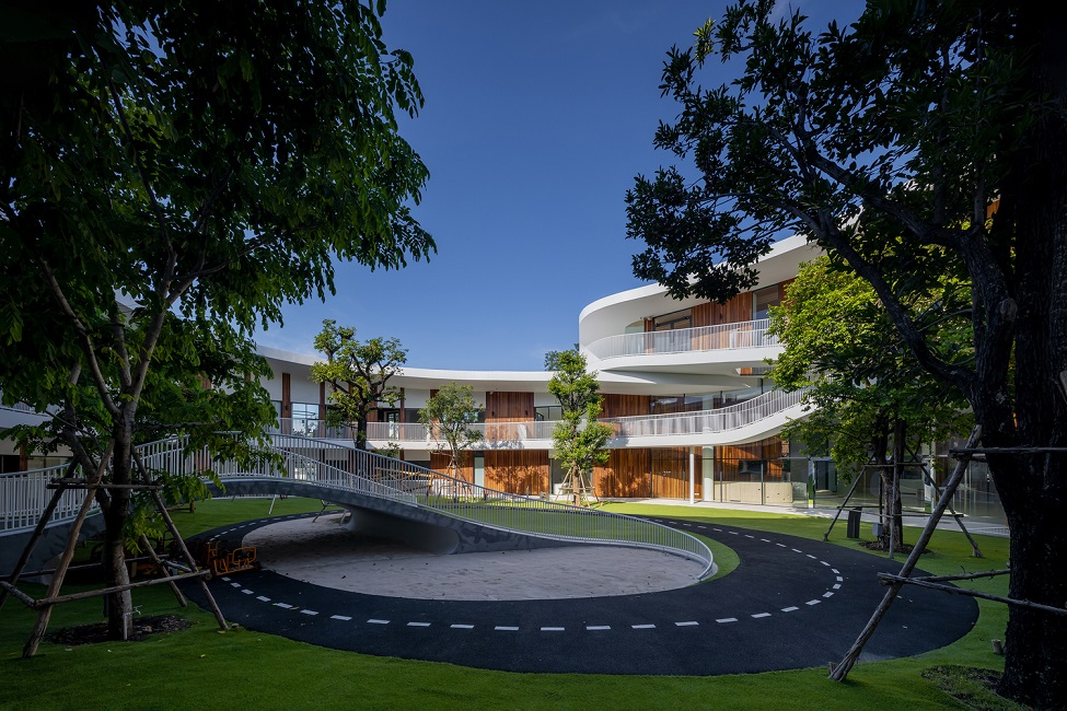 The Kensington Learning space教育空間