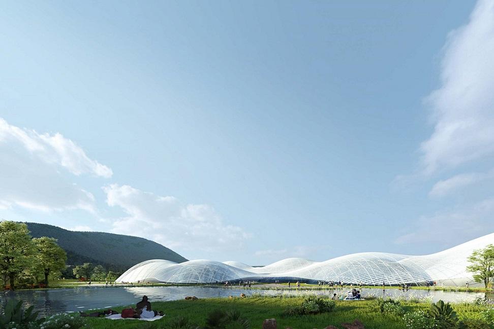 日本建築師妹島和世和西澤立衛