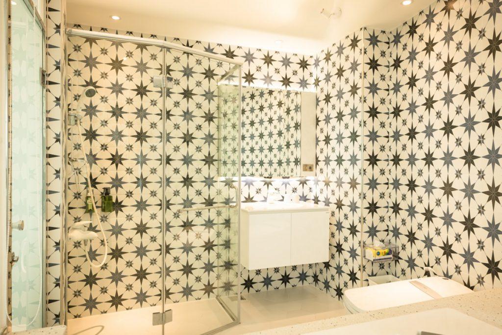 3M隔熱膜 浴室防爆膜